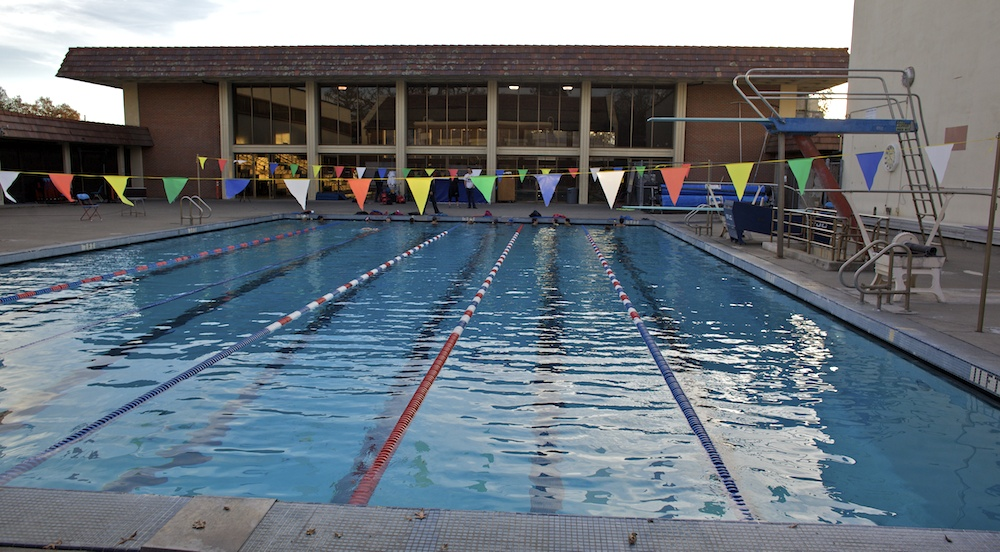 SRJC Outdoor Pool